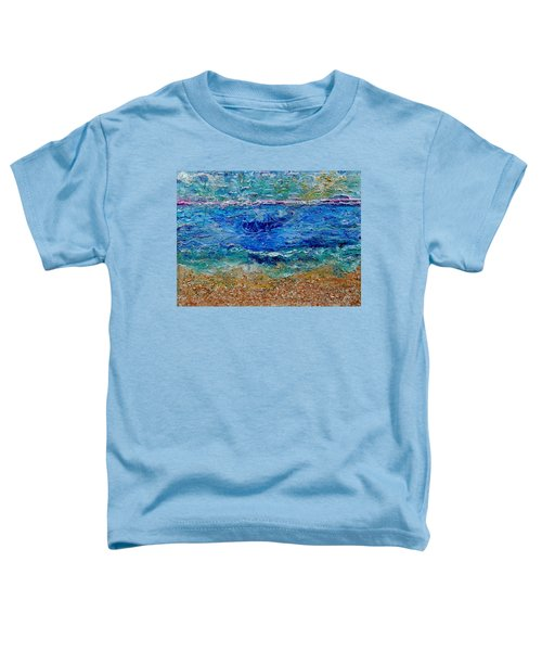 Rhapsody On The Sea  Toddler T-Shirt