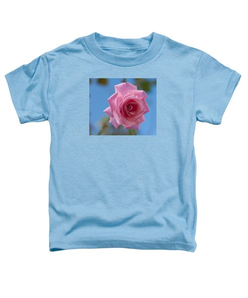 Roses In The Sky Toddler T-Shirt