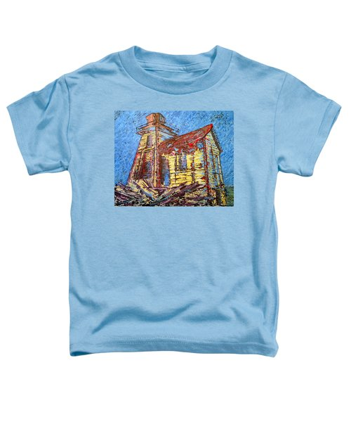 Ross Island Lighthouse Toddler T-Shirt