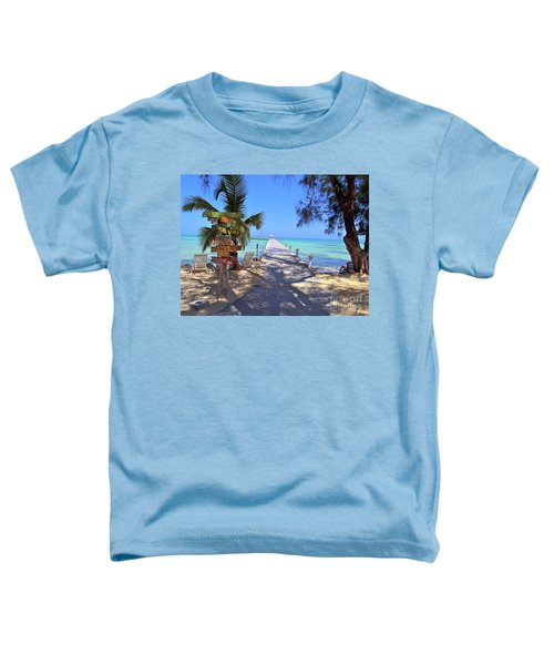 Rum Point Toddler T-Shirt