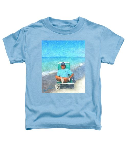 Sand Between Your Toes Toddler T-Shirt