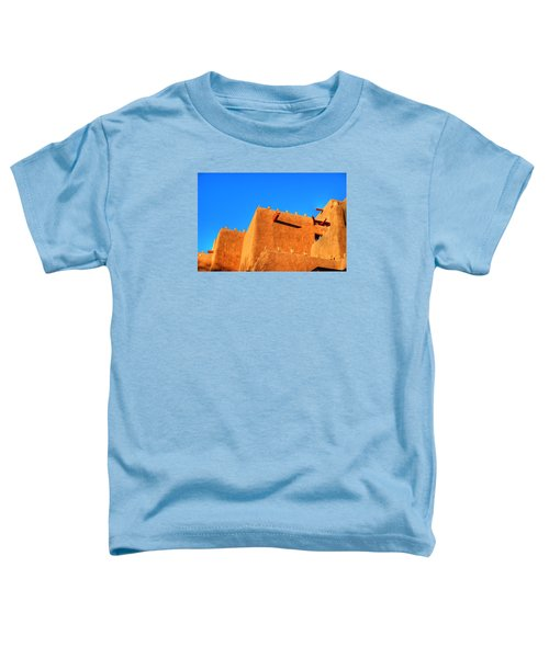Santa Fe Adobe Toddler T-Shirt