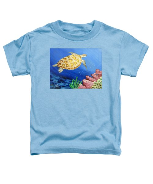 Sea Turtle Toddler T-Shirt