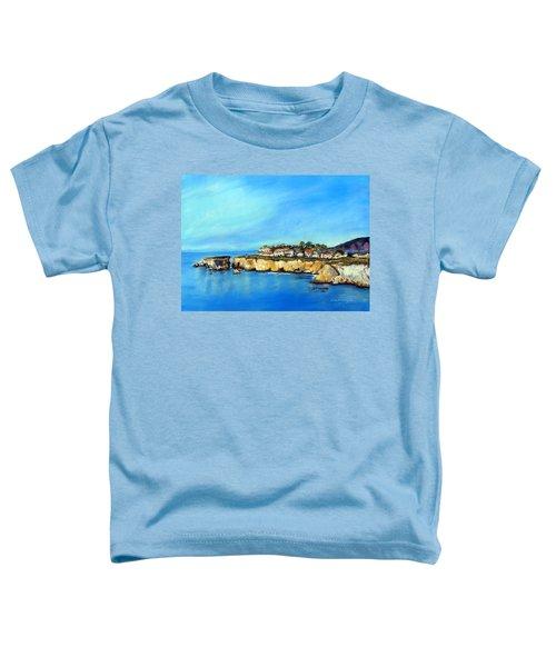 Shell Beach California Toddler T-Shirt