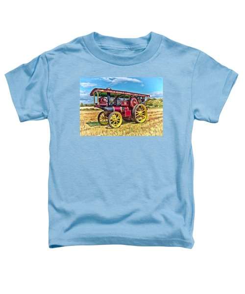 Showmans Engine Toddler T-Shirt