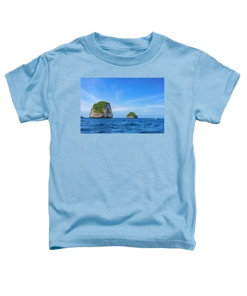 Small Stone Island Near Nusa Penida Toddler T-Shirt