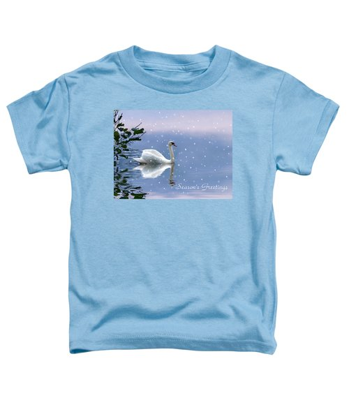Snow Swan II Toddler T-Shirt