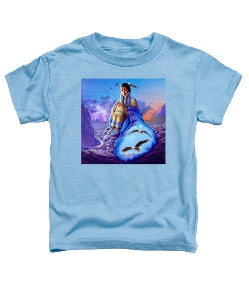 Soaring Spirit Toddler T-Shirt