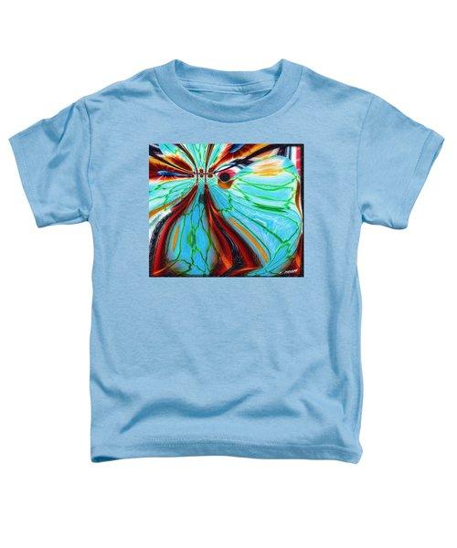 Something Is Watching Me Toddler T-Shirt