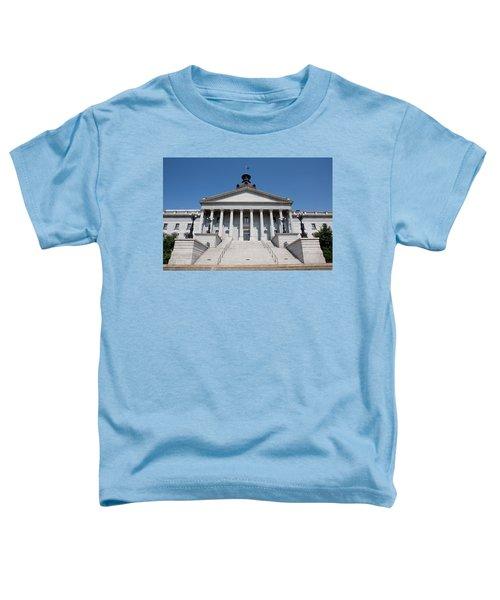 South Carolina State Capital Building Toddler T-Shirt