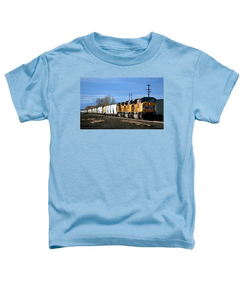 Southern Pacific Loading Up Toddler T-Shirt