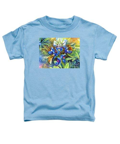 Spring Breeze Toddler T-Shirt