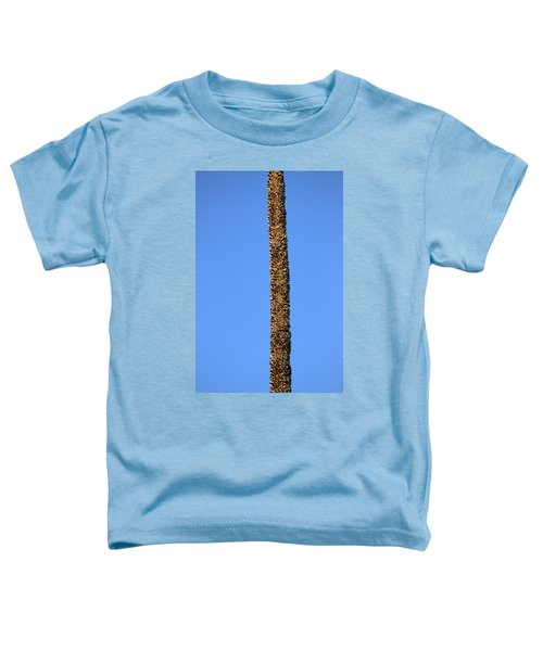 Toddler T-Shirt featuring the photograph Standing Alone by Miroslava Jurcik
