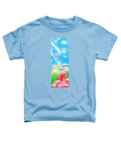 Summer Lights Toddler T-Shirt
