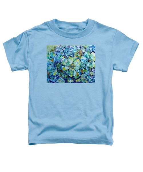 Summertime Blues Toddler T-Shirt