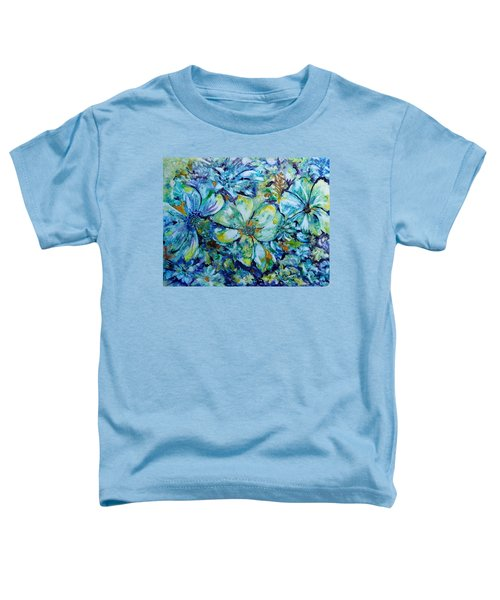 Summertime Blues Toddler T-Shirt