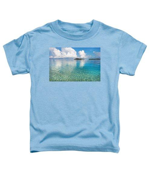 Sunny Invitation For  You. Maldives Toddler T-Shirt