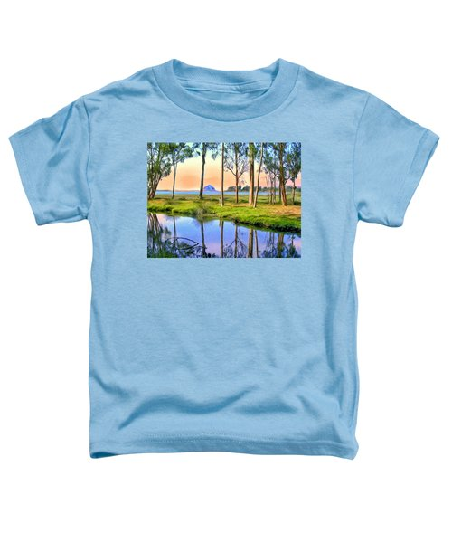 Sunset At Sweet Springs Toddler T-Shirt