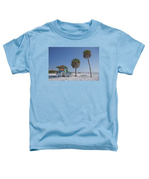 Sunshine Beach Toddler T-Shirt