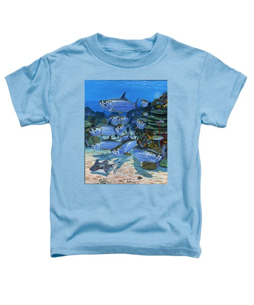 Tarpon Alley In0019 Toddler T-Shirt