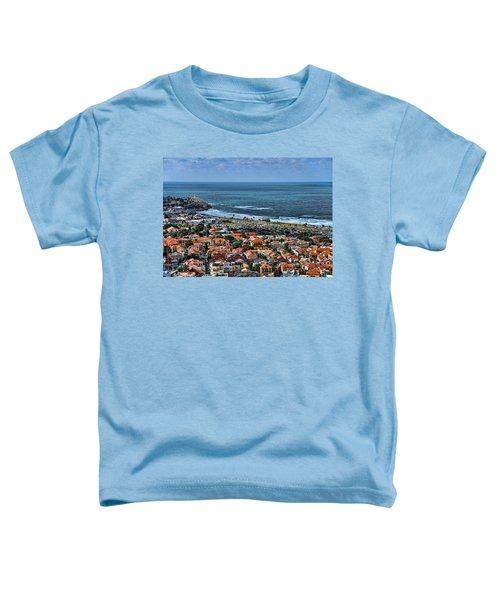 Tel Aviv Spring Time Toddler T-Shirt