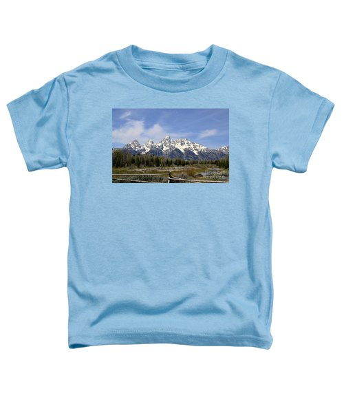 Teton Majesty Toddler T-Shirt