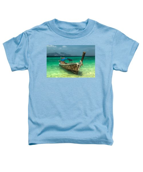 Thai Boat  Toddler T-Shirt
