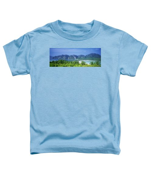 Thailand, Phi Phi Islands, Mountain Toddler T-Shirt