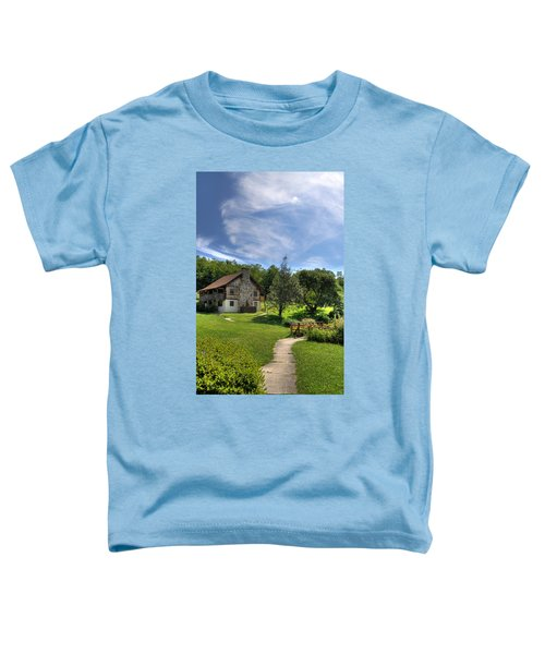 The Cabin Toddler T-Shirt