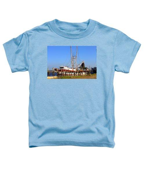 The Captain Hw Toddler T-Shirt