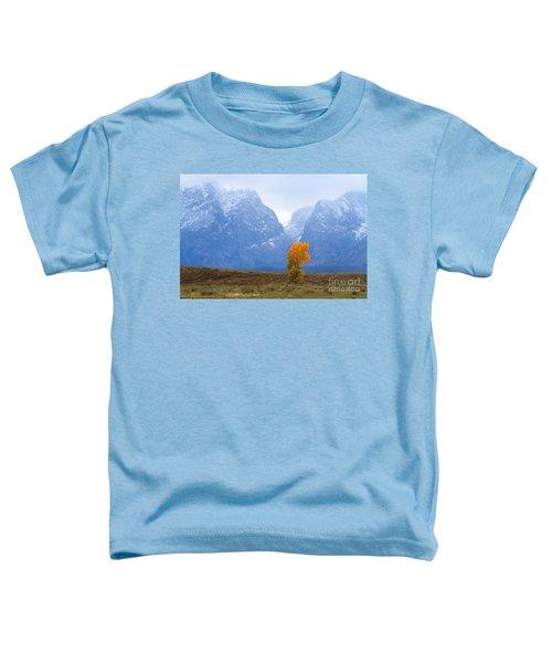 The Gate Keeper Toddler T-Shirt