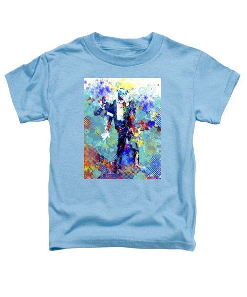The King Toddler T-Shirt by Bekim Art