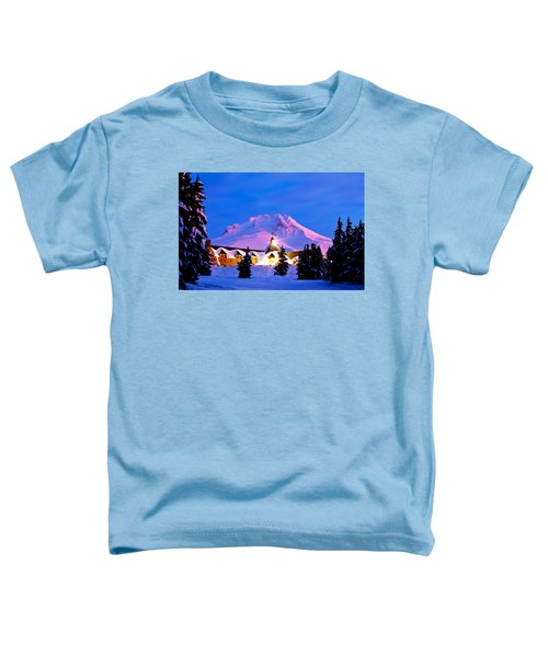 The Last Sunrise Toddler T-Shirt