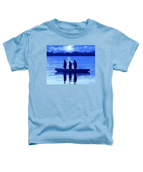 The Night Fishermen Toddler T-Shirt