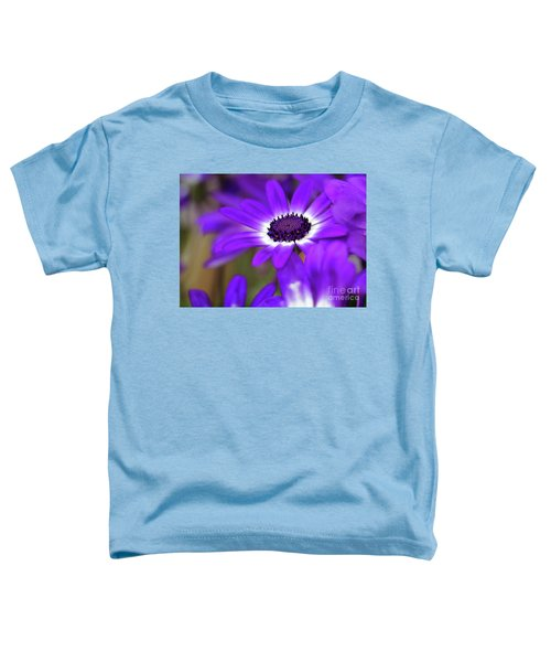 The Purple Daisy Toddler T-Shirt