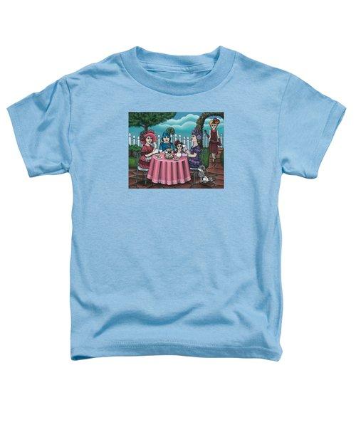 The Tea Party Toddler T-Shirt