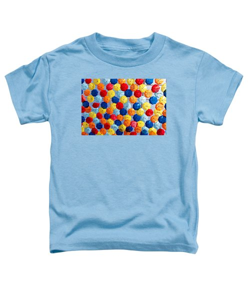 The Umbrella Sky Toddler T-Shirt