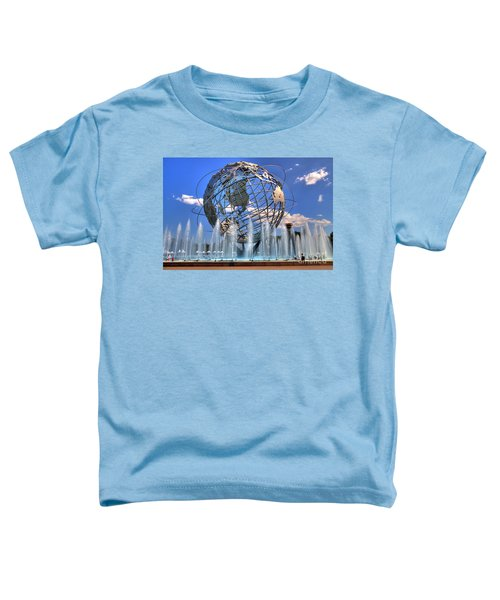 The Whole World In My Hands Toddler T-Shirt