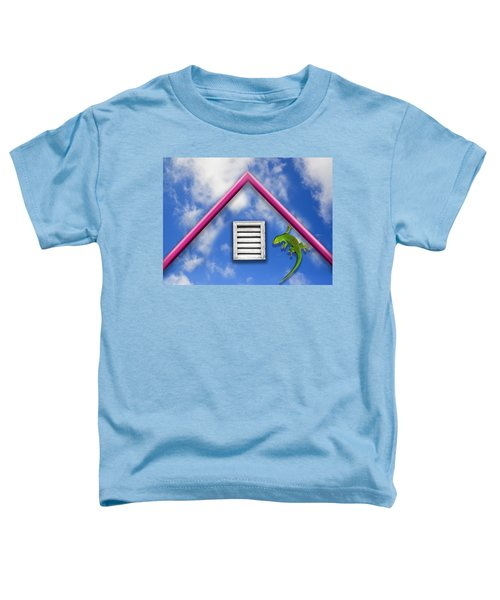 There Must Be Some Way Out Of Here Toddler T-Shirt