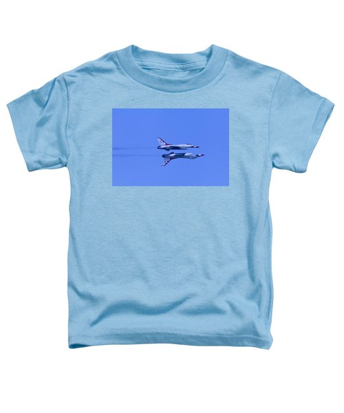 Thunderbirds Solos 6 Over 5 Inverted Toddler T-Shirt