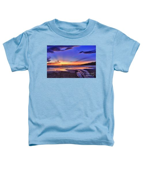 To The Sea Toddler T-Shirt