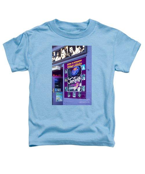 Tootsies Nashville Toddler T-Shirt