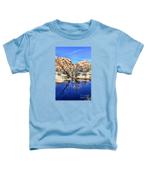 Trees In The Barker Dam Toddler T-Shirt