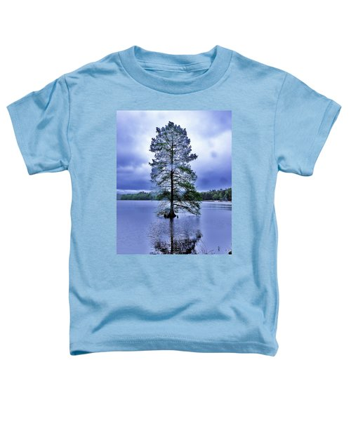The Healing Tree - Trap Pond State Park Delaware Toddler T-Shirt