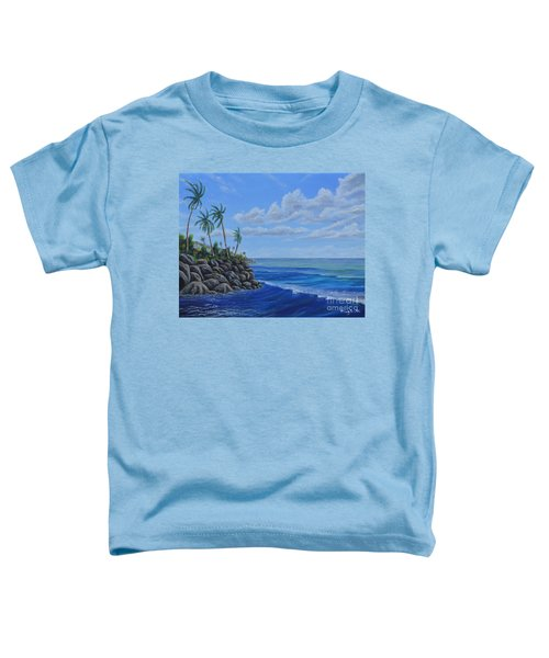 Tropical Day Toddler T-Shirt