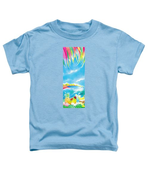 Tropical Fruits Toddler T-Shirt