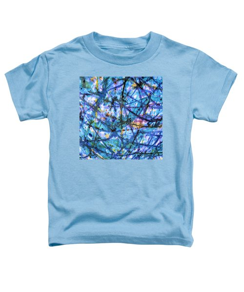 Homage To Van Gogh Toddler T-Shirt