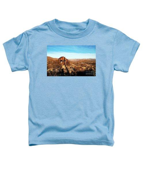 View Estate - Randsburg California Toddler T-Shirt