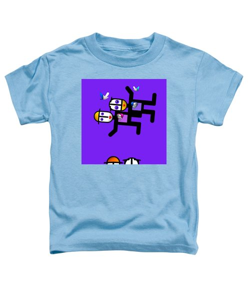 Village Life Toddler T-Shirt