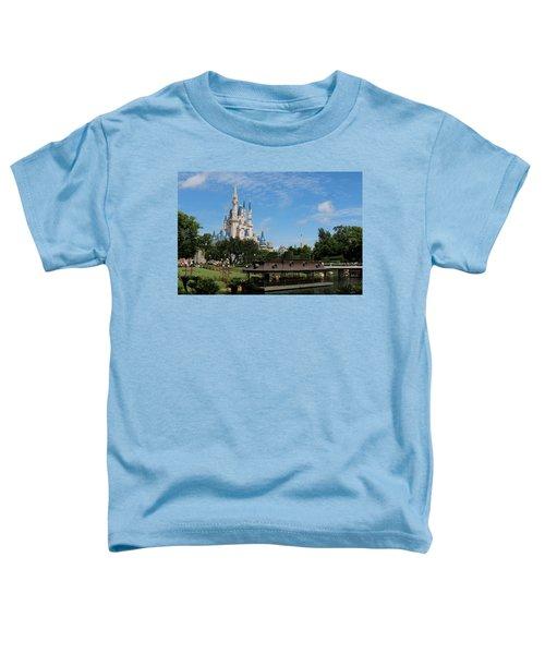 Walt Disney World Orlando Toddler T-Shirt